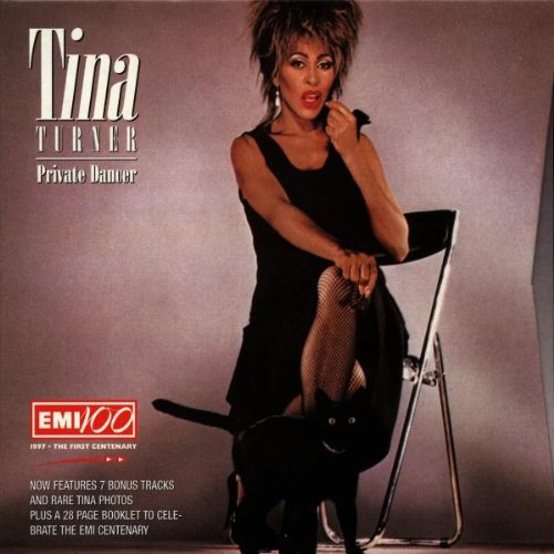 Tina Turner What's Love Got To Do With It cover art