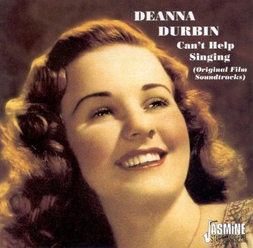 Deanna Durbin Any Moment Now cover art
