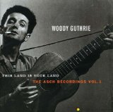 Ramblin' 'Round sheet music by Woody Guthrie