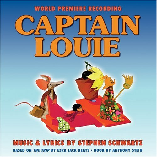 Stephen Schwartz Big Red Plane cover art