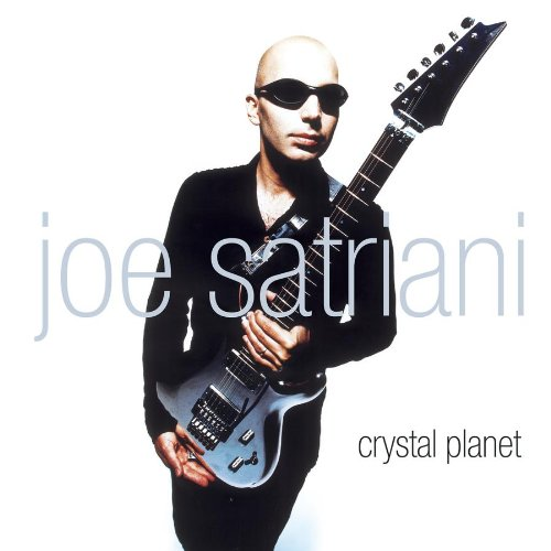 Joe Satriani Raspberry Jam Delta-V cover art