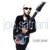 Crystal Planet sheet music by Joe Satriani