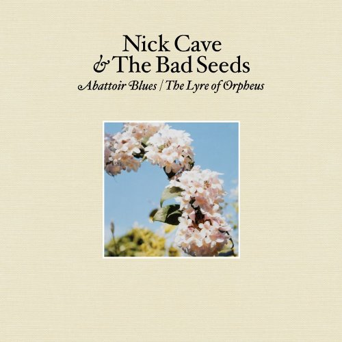 Nick Cave Carry Me cover art