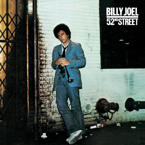 Billy Joel Stiletto cover art