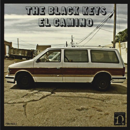 The Black Keys Lonely Boy cover art