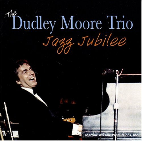 Dudley Moore Yesterdays cover art