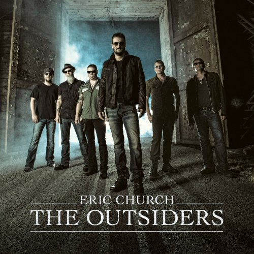 Eric Church Give Me Back My Hometown cover art