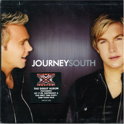 Journey South It Must Have Been Love cover art