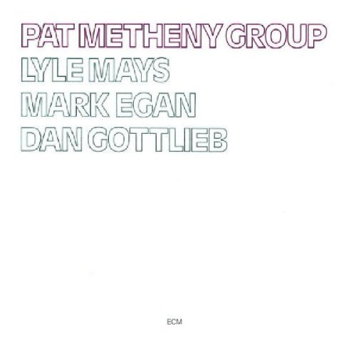 Pat Metheny Lone Jack cover art
