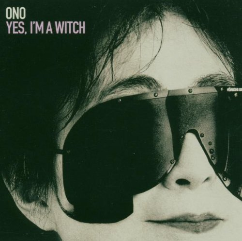 Yoko Ono I'm Moving On cover art