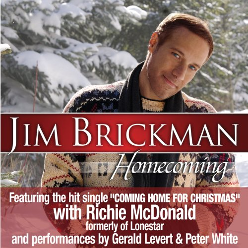 Jim Brickman Coming Home For Christmas (arr. Mac Huff) cover art