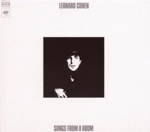 Leonard Cohen You Know Who I Am cover art
