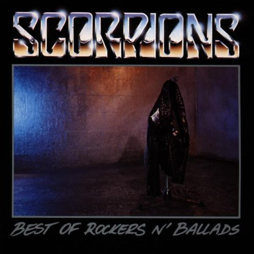 Scorpions I Can't Explain cover art