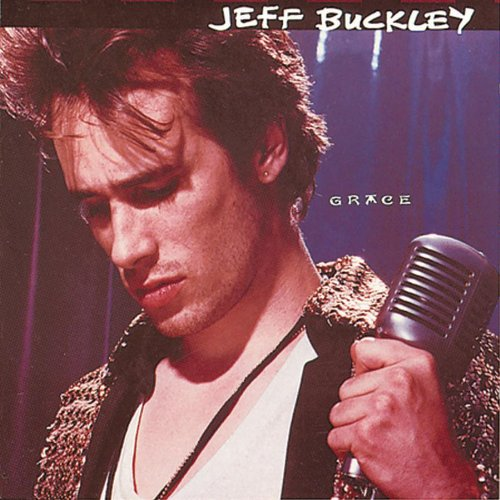 Jeff Buckley Lost Highway cover art