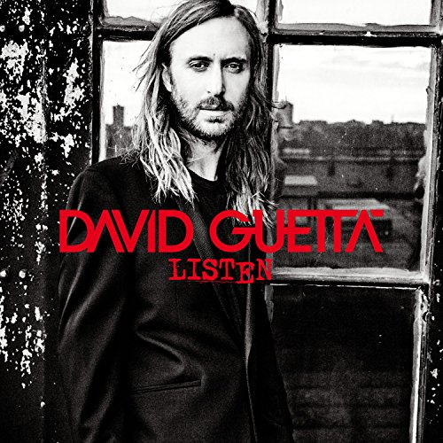 David Guetta Dangerous (feat. Sam Martin) cover art