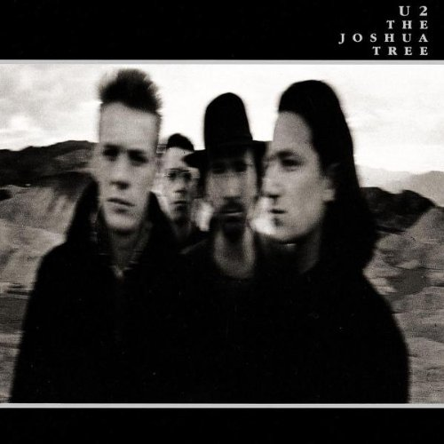 U2 Where The Streets Have No Name cover art