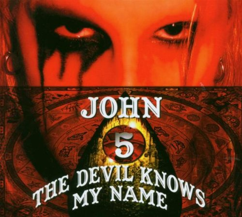 John 5 Welcome To The Jungle cover art