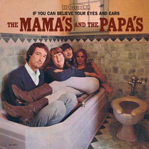 The Mamas & The Papas California Dreamin' cover art