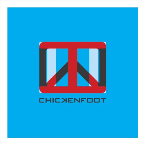 Chickenfoot Soap On A Rope cover art