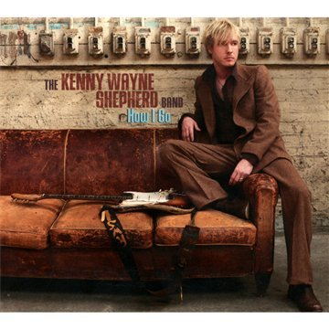 Kenny Wayne Shepherd Never Lookin' Back cover art