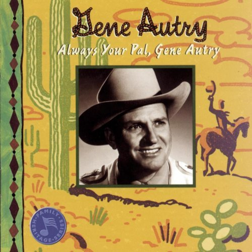 Gene Autry Broomstick Buckaroo cover art