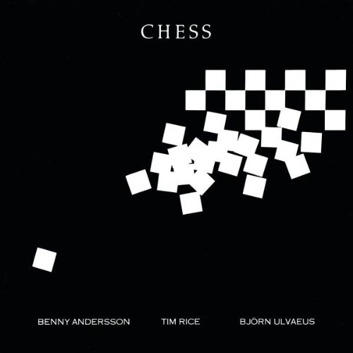 Andersson and Ulvaeus Pity The Child (from Chess) cover art