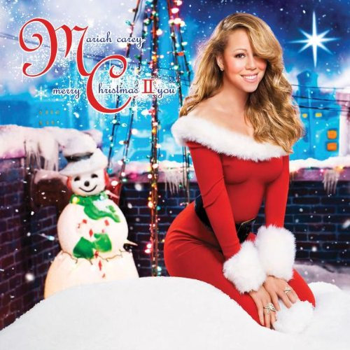 Mariah Carey Oh Santa! cover art