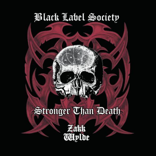 Black Label Society Stronger Than Death cover art
