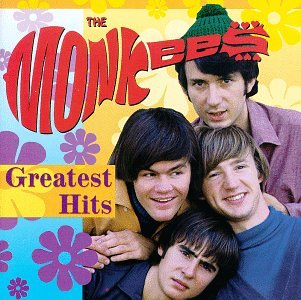 The Monkees Theme from The Monkees (Hey, Hey We're The Monkees) cover art
