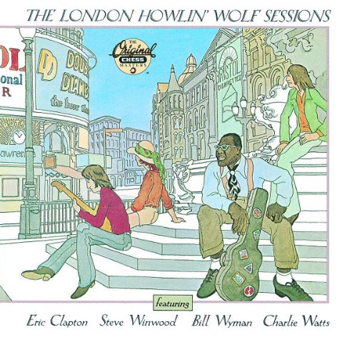 Howlin' Wolf I Ain't Superstitious cover art