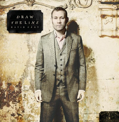 David Gray Draw The Line cover art
