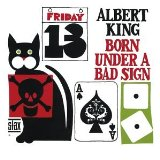 Born Under A Bad Sign sheet music by Albert King