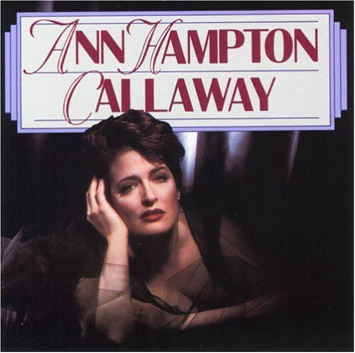 Ann Hampton Callaway Perfect cover art