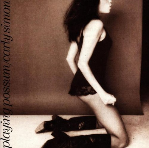 Carly Simon Attitude Dancing cover art