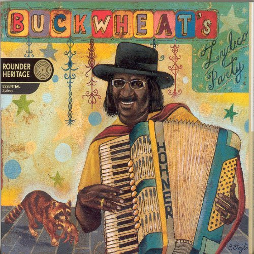 Buckwheat Zydeco Ya Ya cover art
