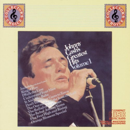 Johnny Cash I'm A Drifter cover art