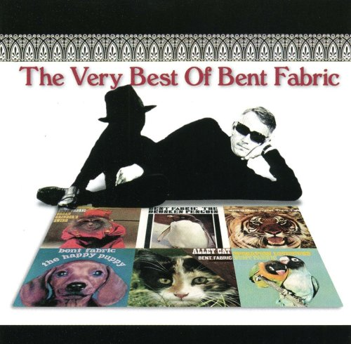 Bent Fabric Alley Cat cover art