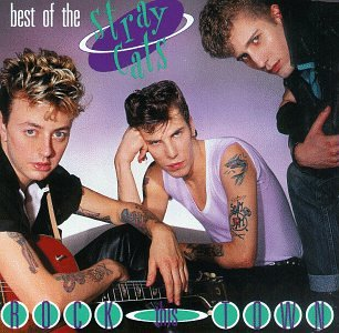 Stray Cats (She's) Sexy & 17 cover art