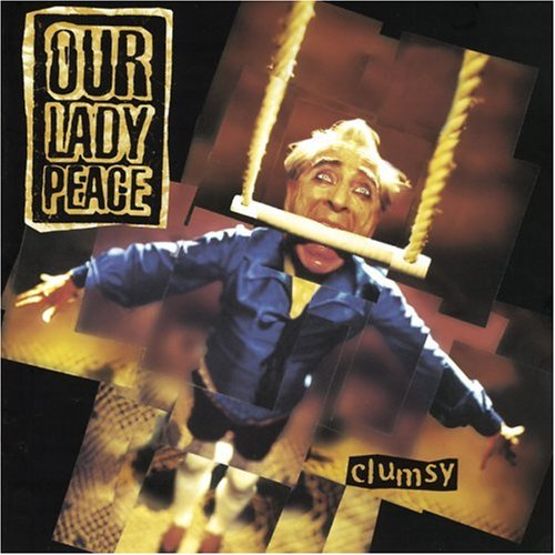 Our Lady Peace Car Crash cover art