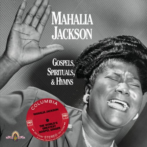 Mahalia Jackson I Found The Answer cover art
