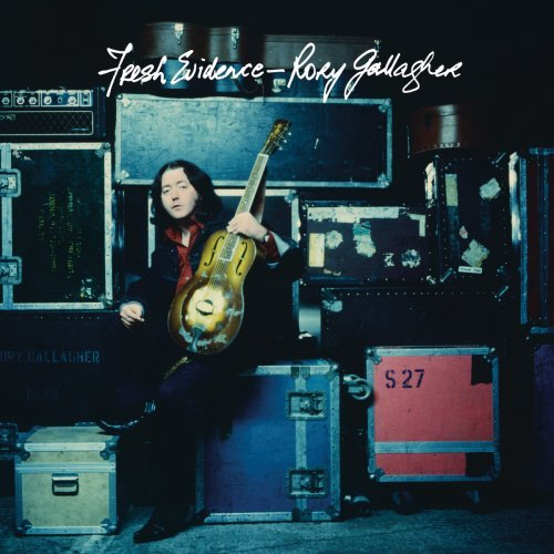 Rory Gallagher The Loop cover art