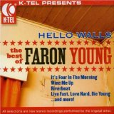 Hello Walls sheet music by Faron Young