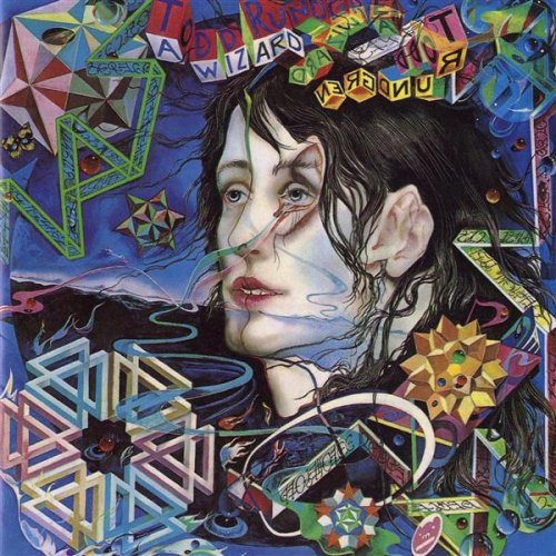 Todd Rundgren Just One Victory cover art