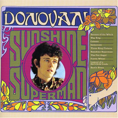 Donovan Legend Of A Girl-Child Linda cover art