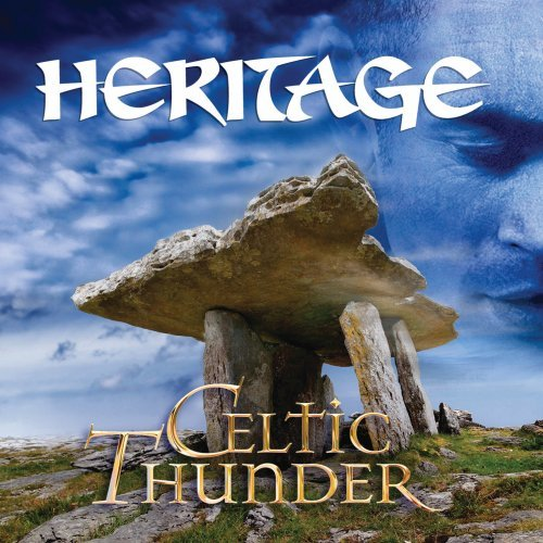 Celtic Thunder Home From The Sea cover art