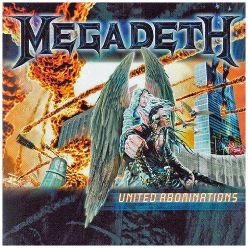 Megadeth Gears Of War cover art