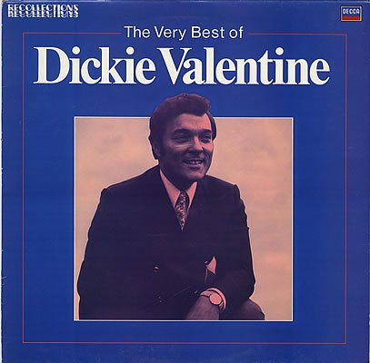 Dickie Valentine I Wonder cover art
