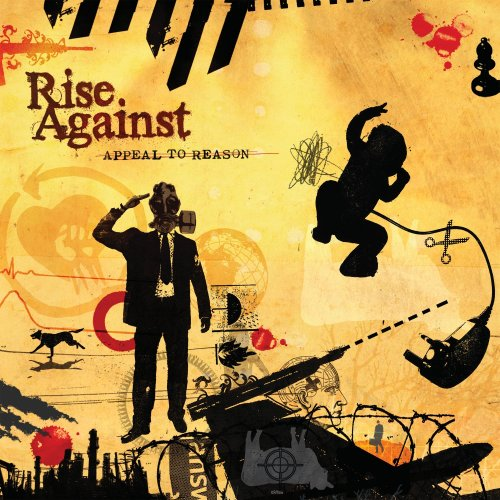 Rise Against Savior cover art