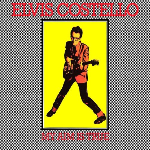 Elvis Costello Alison cover art