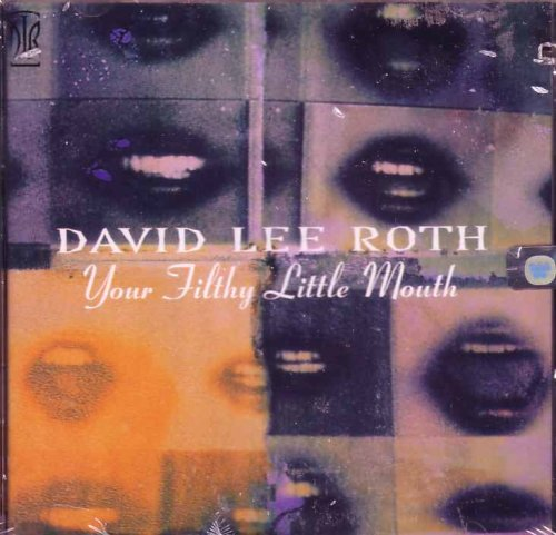 David Lee Roth Big Train cover art